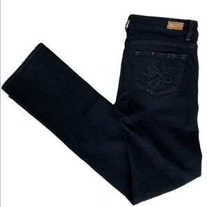 Paige melrose straight jeans